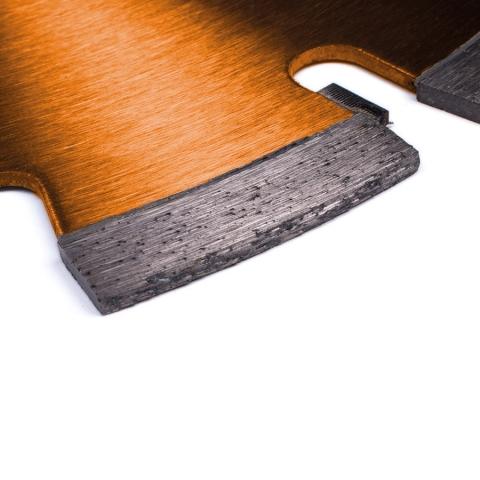 Asphalt Extreme Abrasive Master Plus Segment
