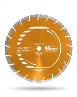 Diamond Blade Asphalt Contract 300mm