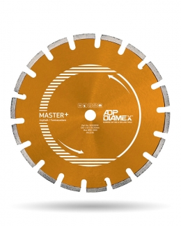 Diamond Blade Asphalt Master Plus 300mm