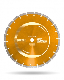 Diamond Blade General Purpose Concrete Contract 300mm