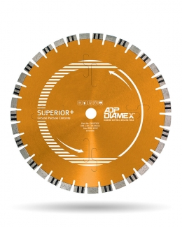 Diamond Blade General Purpose Concrete Superior Plus 300mm