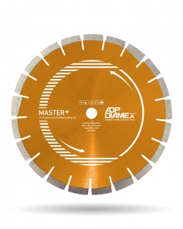 Diamond Blade Tri Purpose Master Plus 300mm