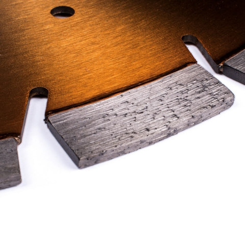 Dual Purpose Abrasive Segment 300-350