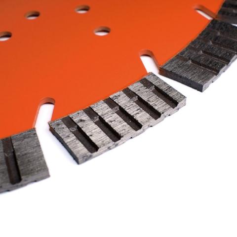 General Purpose Non Abrasive Concrete Contract 15mm Segment