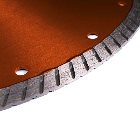 General Purpose Non Abrasive Concrete Turbo Segment