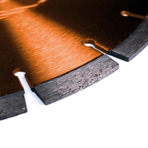 Hard Materials Blade Segment