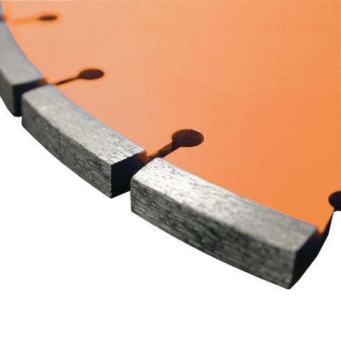 Looping Blade Segment