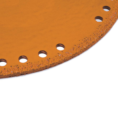 Metal Cut Blade Segment