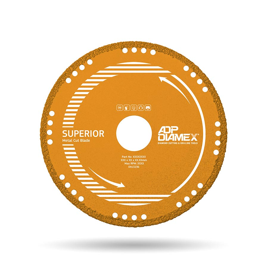 Metal Cut Diamond Blade 115mm