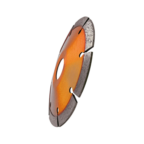 Radius Diamond Blade 115mm Side