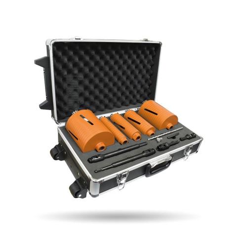 11 Piece Diamond Core Drill Kit Superior Plus