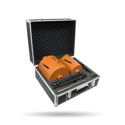 8 Piece Diamond Core Drill Kit Superior Plus