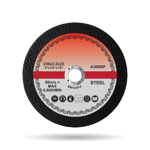 Metal Flat Cutting Abrasive Wheel 230mm