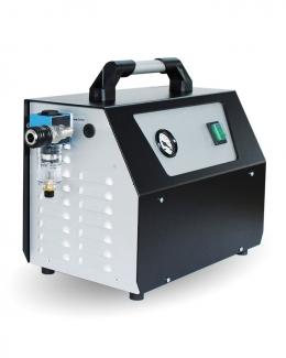Vacuum Pump with Vessel