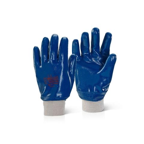 Fully Coated Nitrile Work Gloves