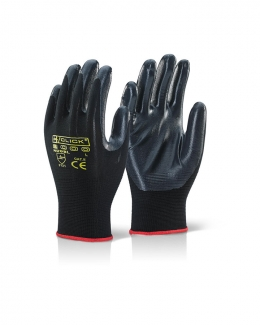 Nite Star Gloves Black