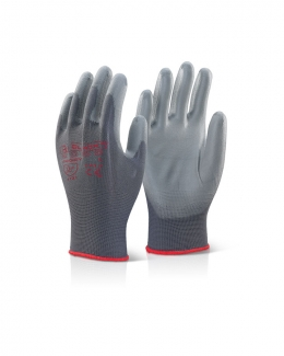 Work Safety Gloves Grey