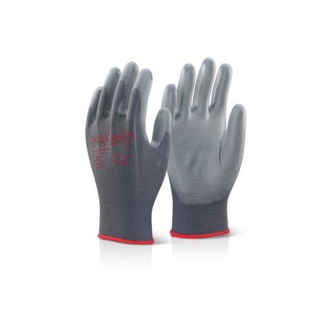 Work Safety Gloves Grey