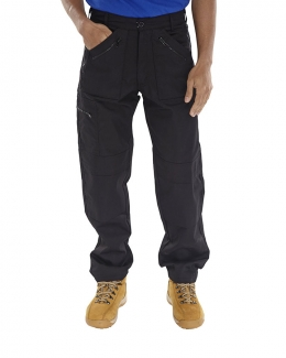 Work Trousers Black