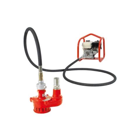 Submersible Flexible Drive Driven Pump