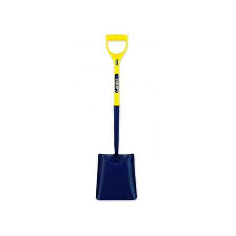 Solid Socket Square Mouth Polyfibre Shovel