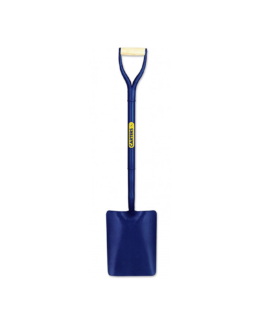 Solid Socket Taper Mouth All Steel Shovel