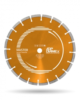 Diamond Blade Abrasive Master 300mm