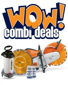 Diamond Blade Combi Deal