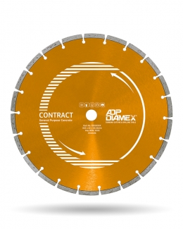 Diamond Blade General Purpose Concrete 8mm Contract 300mm