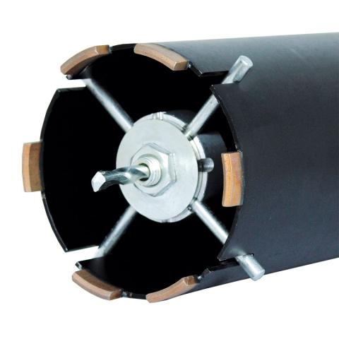 Dryborex Core Drill And Centering Star